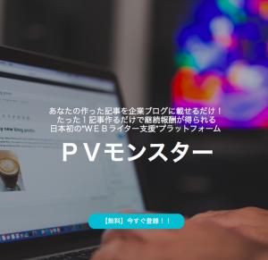 PVモンスター公式サイト