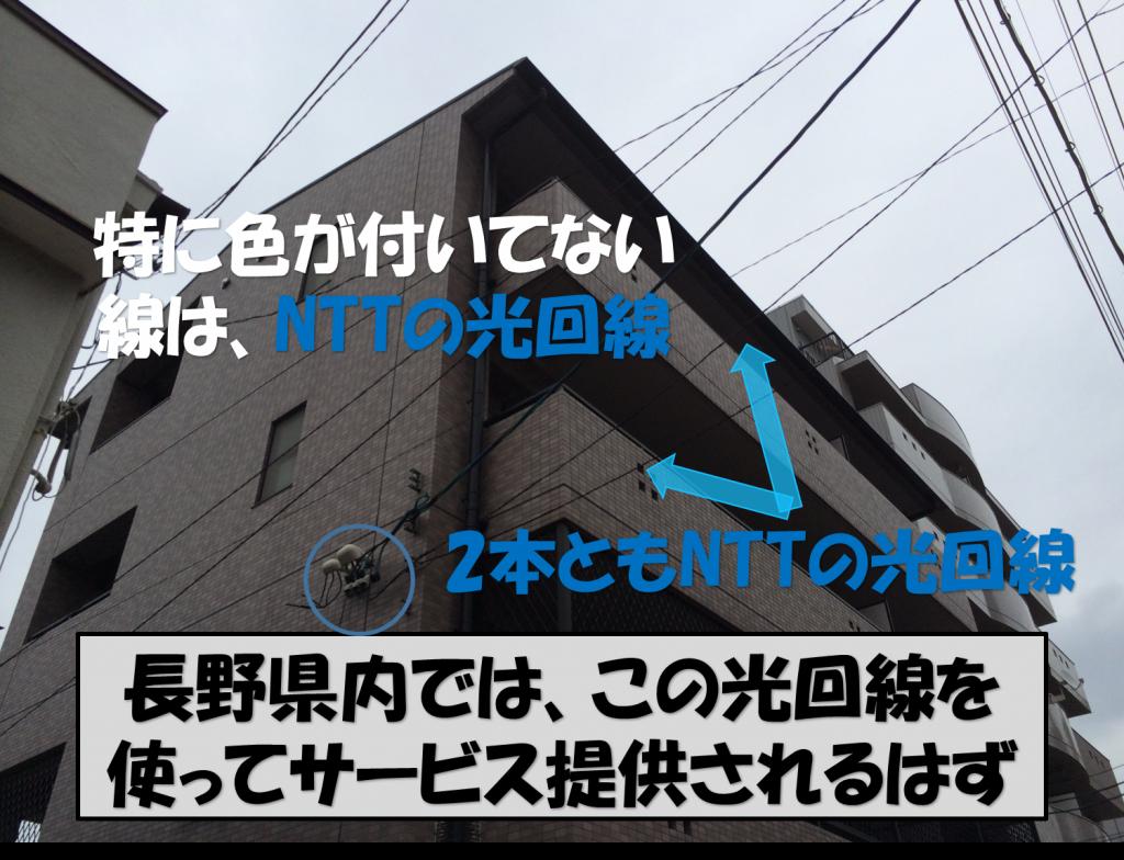 NTTの光回線